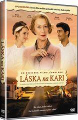Láska na kari - DVD