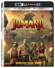 Jumanji: Vítejte v džungli!(2 disky) - Blu-ray + 4K Ultra HD