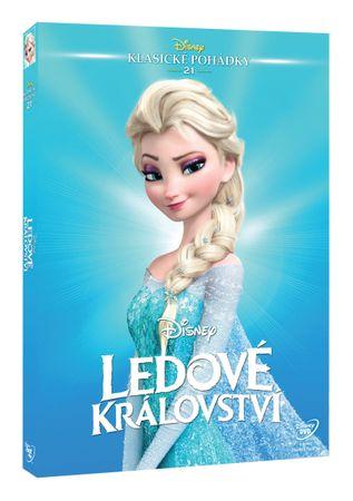 Ledové království (Edice Disney klasické pohádky) - DVD