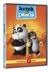 Krtek a Panda 3 - DVD