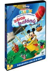 Mickeyho klubík: Mickeyho a Donaldův závod balónů - DVD