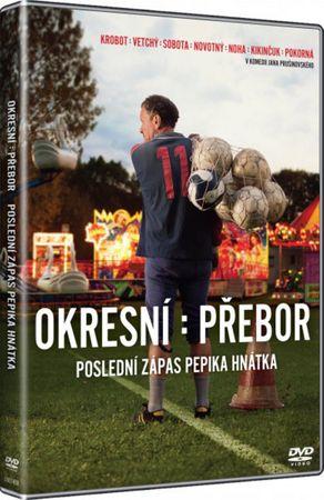 Okresní přebor: Poslední zápas Pepika Hnátka - DVD