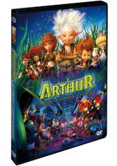 Arthur a Maltazardova pomsta - DVD
