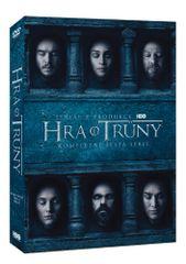 Game of Thrones Hra o trůny - 6. série (5DVD VIVA balení) - DVD
