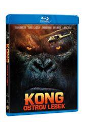 Kong: Ostrov lebek - Blu-ray