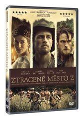 Ztracené město Z - DVD