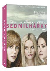 Sedmilhářky - 1. série (3DVD) - DVD
