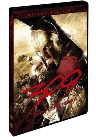 300: Bitva u Thermopyl - DVD