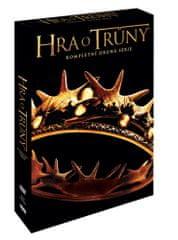 Game of Thrones Hra o trůny - 2. série (5DVD VIVA balení) - DVD