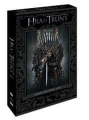 Game of Thrones Hra o trůny - 1. série (5DVD VIVA balení) - DVD