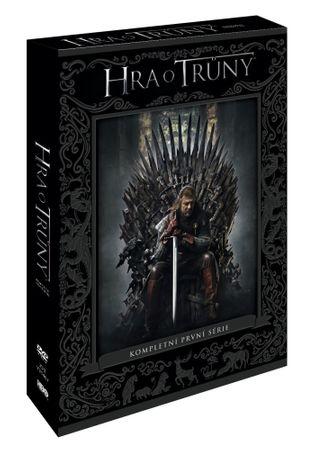 Hra o trůny / Game of Thrones - 1. série (5DVD VIVA balení) - DVD