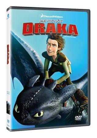Jak vycvičit draka DVD