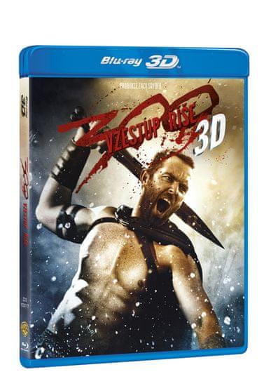 300: Vzestup říše 3D+2D (2 disky) - Blu-ray