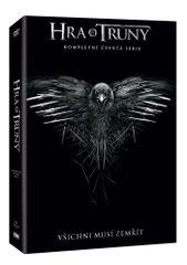 Game of Thrones Hra o trůny - 4. série (5DVD VIVA balení) - DVD