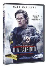 Den patriotů - DVD