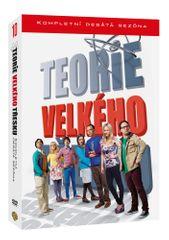 Teorie velkého třesku / The Big Bang Theory - Kompletní 10.série (3DVD) - DVD