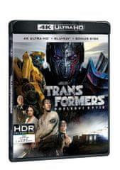 Transformers: Poslední rytíř (3 disky) - Blu-ray + 4K Ultra HD