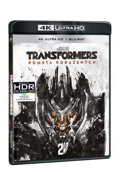 Transformers: Pomsta poražených (2 di