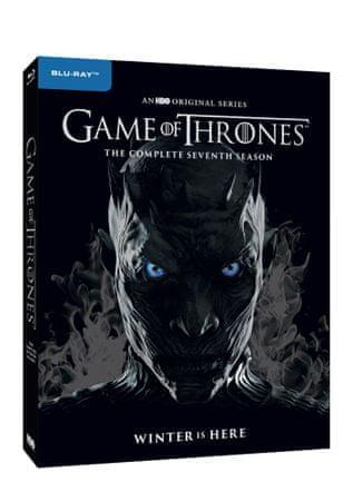 Hra o trůny / Game of Thrones - 7. série (3BD) - Blu-ray