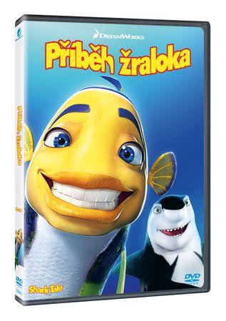 Příběh žraloka - DVD