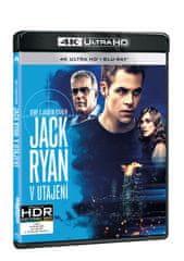 Jack Ryan: V utajení (2 disky) - Blu-ray + 4K Ultra HD