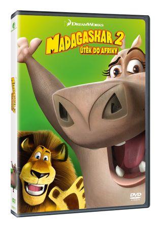 Madagaskar 2: Útěk do Afriky - DVD