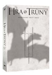 Game of Thrones Hra o trůny - 3. série (5DVD VIVA balení) - DVD