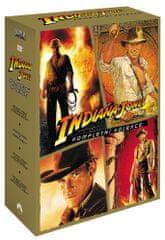 Indiana Jones: Kompletní kolekce (5DVD) - DVD