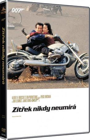 James Bond: Zítřek nikdy neumírá - DVD
