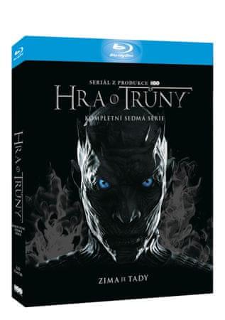Hra o trůny / Game of Thrones - 7. série (3BD VIVA balení) - Blu-ray
