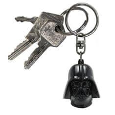 Star Wars Klíčenka Darth Vader 3D