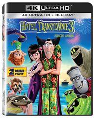Hotel Transylvánie 3: Příšerózní dovolená (2 disky) - Blu-ray + 4K Ultra HD