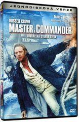 Master & Commander: Odvrácená strana světa - DVD
