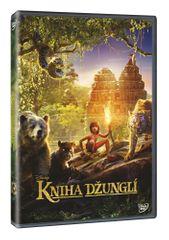 Kniha džunglí - DVD