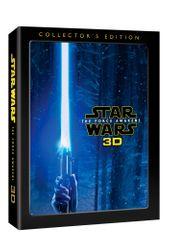 Star Wars Síla se probouzí 3D (3D + 2D + bonusový disk) - Blu-ray