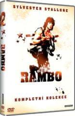 Kolekce Rambo 1-3 (3DVD) - DVD