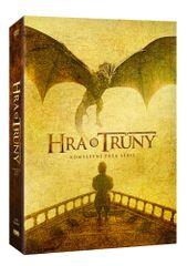 Game of Thrones Hra o trůny - 5. série (5DVD VIVA balení) - DVD
