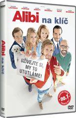 Alibi na klíč - DVD