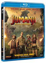 Jumanji: Vítejte v džungli! - Blu-ray
