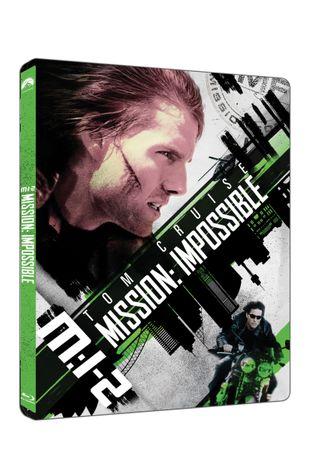 Mission: Impossible - Národ grázlů (2 disky) - Blu-ray + 4K Ultra HD