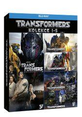 Transformers 1-5 (5BD) - Blu-ray
