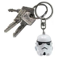 Star Wars Klíčenka Stormtrooper 3D