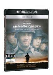 Zachraňte vojína Ryana (2 disky) - Blu-ray + 4K Ultra HD