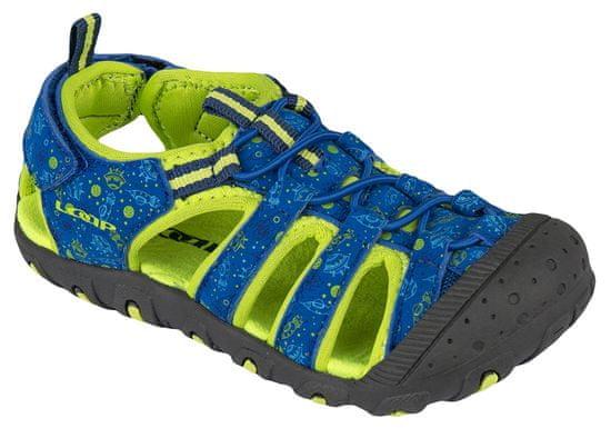 Loap chlapecké sandály Dopey 26 modrá