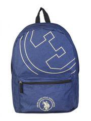 U.S. Polo Assn. unisex modrý batoh