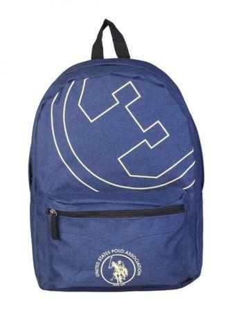 U.S. POLO ASSN. unisex kék hátizsák