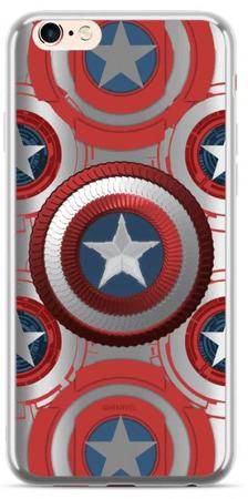 MARVEL Hátsó Borító a Huawei Nova 3i Captain America 014 MPCCAPAM5489 számára