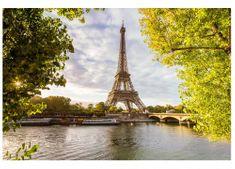 Dimex Fototapeta MS-5-0028 Seina v Paríži 375 x 250 cm