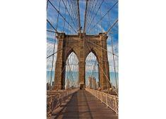 Dimex Fototapeta MS-2-0005 Brooklyn most 150 x 250 cm
