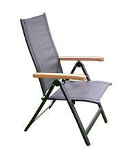 Rojaplast ANGELA ZWC-63 (610/12) Kerti szék